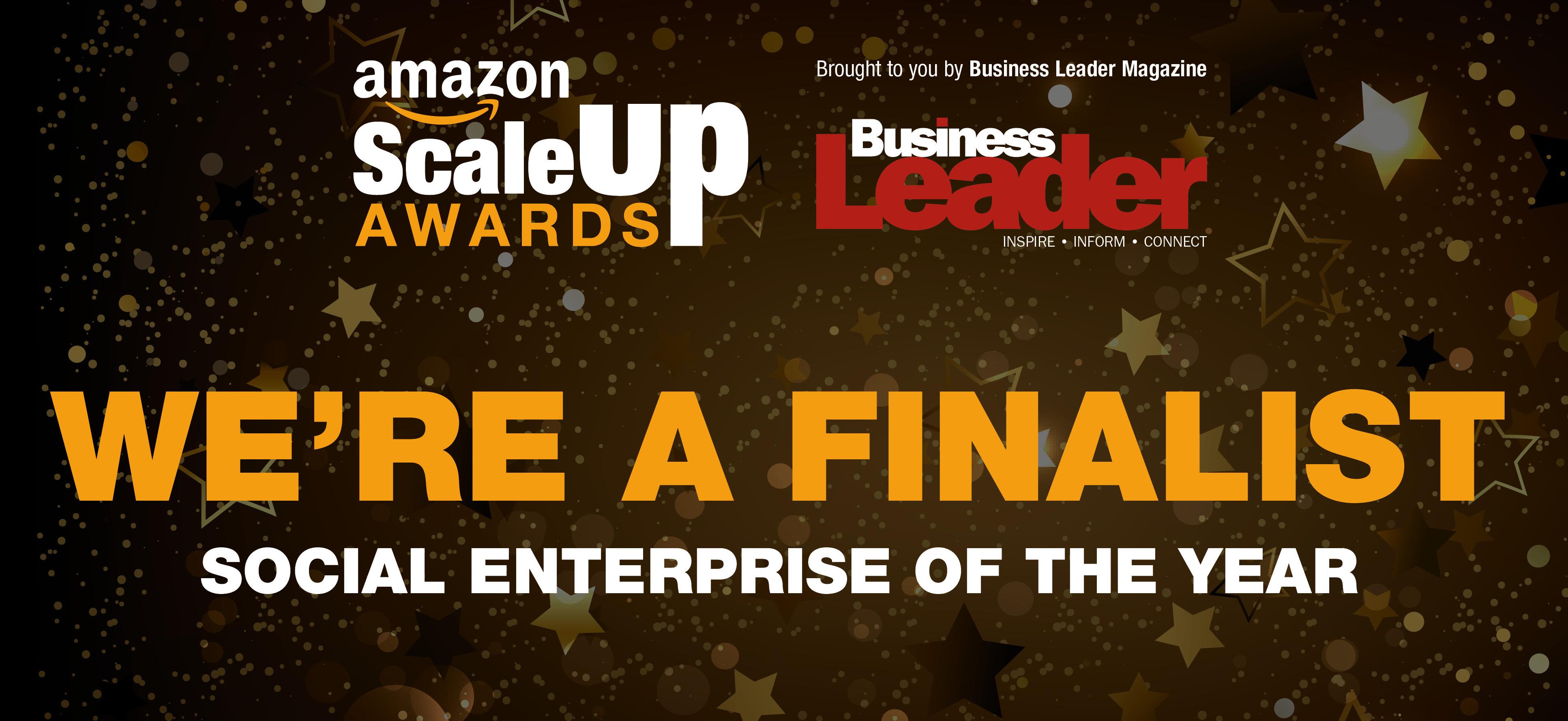 Jan 2020 (Bl) ScaleUp Awards Finalist Social Card (LinkedIn)