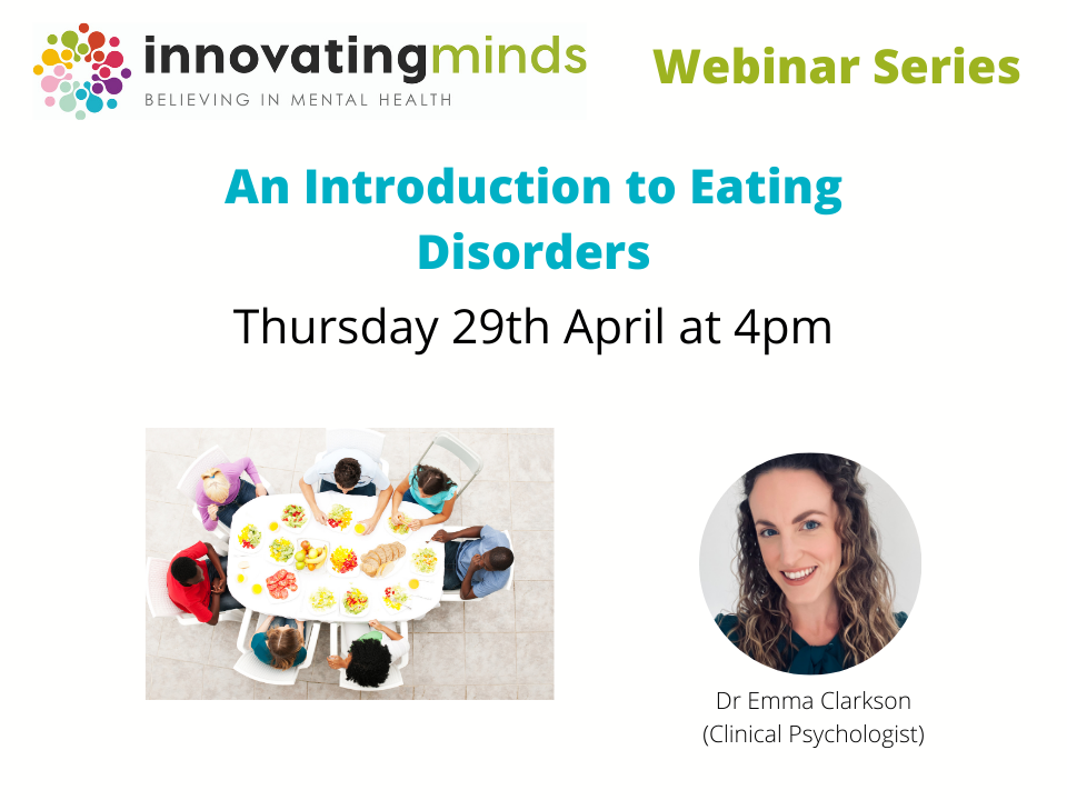 Intro to eating disorders