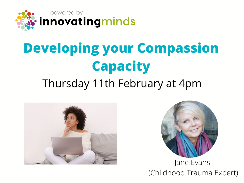 Developing your Compassion Capacity