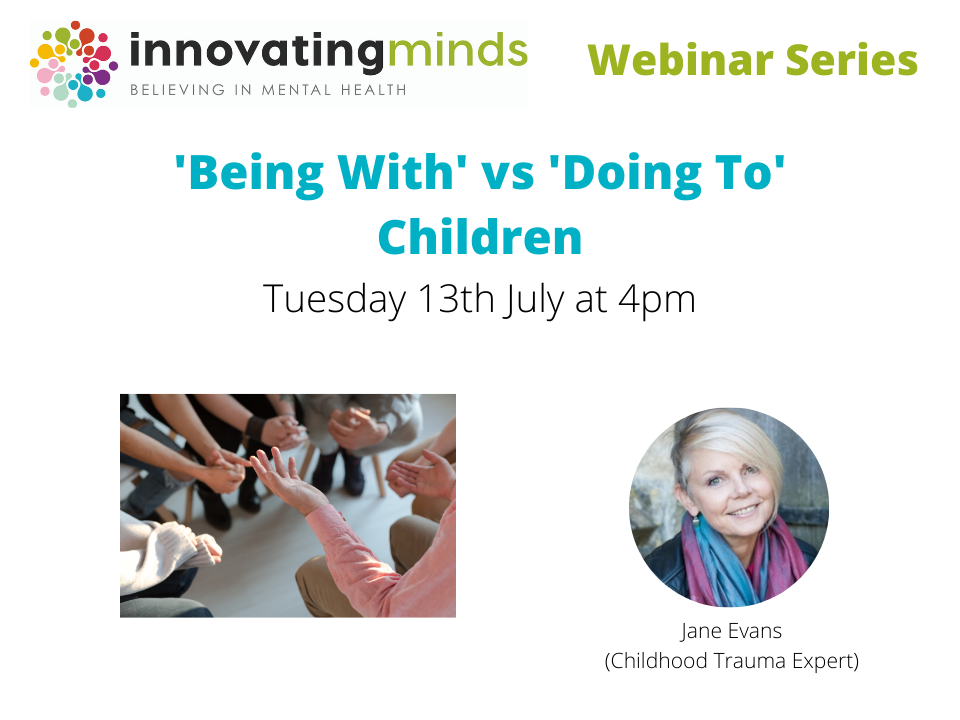 being with webinar